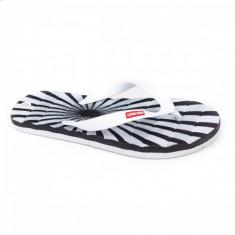 Papuci Javier negri de plaja