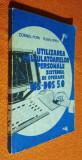 Utilizarea calculatoarelor personale Sistemul de operare MS-DOS 5.0 Popa , Oprea