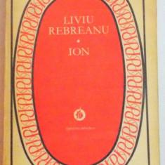 ION de LIVIU REBREANU , 1977