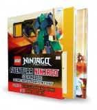 Aventura Ninjago. 50 de modele de construit cu piesele tale lego