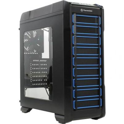 Carcasa desktop Thermaltake Versa N23 , Middle Tower , Recomandat gaming , Negru foto