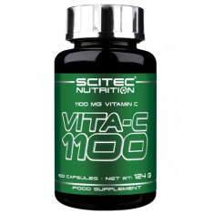 Vita-C 1100 mg, 100 capsule