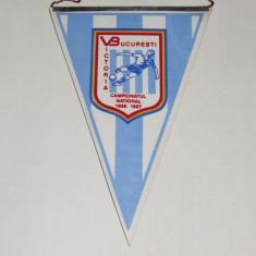 Fanion fotbal - VICTORIA Bucuresti (CAMPIONATUL NATIONAL`86-`87)