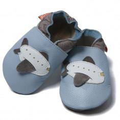 Pantofi cu talpa moale Liliputi Jumbo