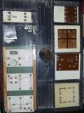 Piese/placi electrice /electronice DIDACTICE DE COLECTIE,pret /set,T.GRATUIT