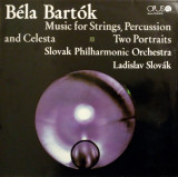 Bela Bartok - Music for strings (LP - Cehia - VG), VINIL, electrecord