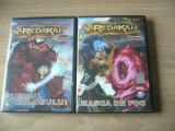 Redakai vol. 1 si 2 DVD, Romana