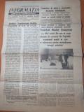 Informatia bucurestiului 11 martie 1977-art. si foto cutremurul din 4 martie