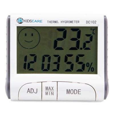 Termometru si higrometru KidsCare DC102 for Your BabyKids foto