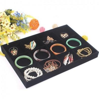 cumpărarea ieftină Adidași 2018 100% de înaltă calitate Tava prezentare si organizare bijuterii 12 spatii | Okazii.ro