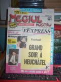 MECIUL NOSTRU , REVISTA LUNARA DE SPORT , NR. 5 / 1991
