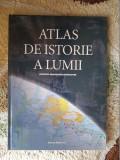 ATLAS DE ISTORIE A LUMII - Editura De Agostini / Aquila rft 1