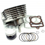 Set Motor Atv 125 4T Aer CG125 Piston 56.5mm