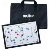 Tabela de strategie / tactica fotbal Molten MSBF
