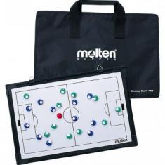 Tabela de strategie / tactica fotbal Molten MSBF foto