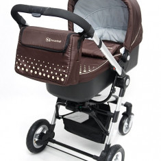 Carucior 2 in 1 Kraft Brow