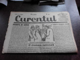 Ziarul Curentul , director Pamfil Seicaru , 14 mai nr.1895/1933