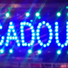 Reclama luminoasa cu led CADOURI