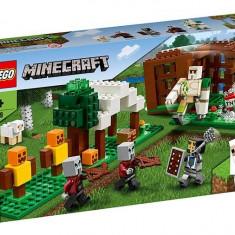 LEGO Minecraft - Avanpostul Pillager 21159