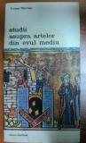 STUDII ASUPRA ARTELOR DIN EVUL MEDIU-PROSPER MERIMEE,BUCURESTI 1980