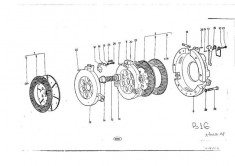 Stift impingator lung Tractor U445 TIH U300 302 IF 40.16.119 foto