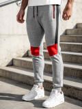 Pantaloni de trening gri Bolf K10019