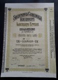 Obligatiune 1932 Societatea pt locuinte eftine - actiuni - titlu - actiune