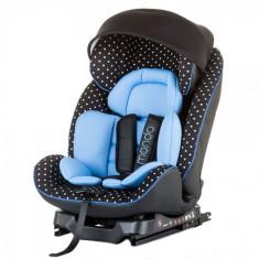 Scaun Auto Mondo cu Sistem Isofix 0-25 kg 2019 Sky Blue