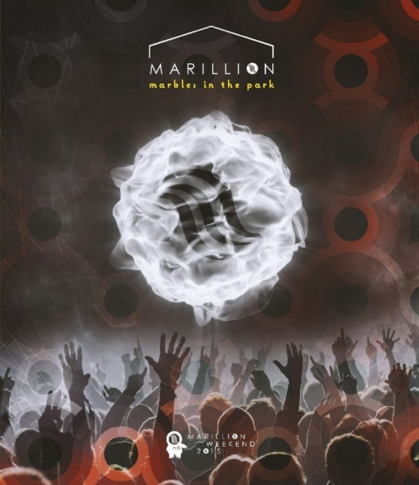 Marillion Marbles In The Park (dvd)