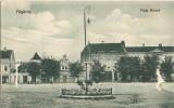 Carte poștală – Făgăraș, Piața Unirei