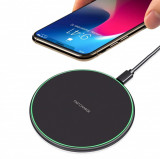 INCARCATOR WIRELESS Fast Charge CHARGER Samsung S10 S9 S8 S7 Note 9 8 iPhone x 8