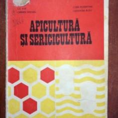 Apicultura si sericicultura- C. E. Pop, Carmen Spataru