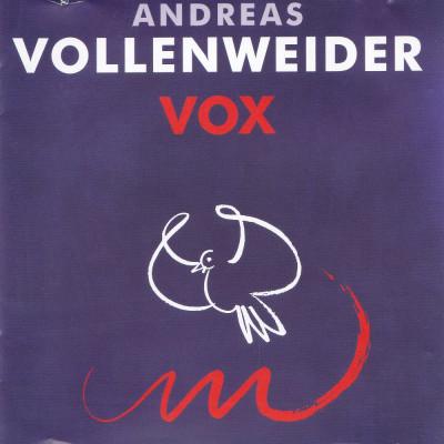 CD New Age: Andreas Vollenweider - Vox ( 2004 ) foto