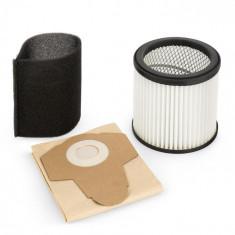 Waldbeck Lakeside Power, set sac de filtrare, filtru de absorbție, filtru HEPA