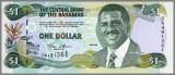 BAHAMAS P-69 - 1 Dollar 2001 UNC