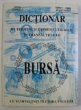 DICTIONAR DE TERMENI SI EXPRESII UTILIZATE IN TRANZACTIILE DE BURSA de COLECTIV , 1994