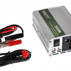 Invertor auto Belttt 500W 12V - 220V - BT500W12V