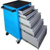Cumpara ieftin Carucior scule cu 5 sertare GW05 SE Guede GUDE71075, 105 piese