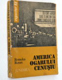 America ogarului cenusiu- Romulus Rusan