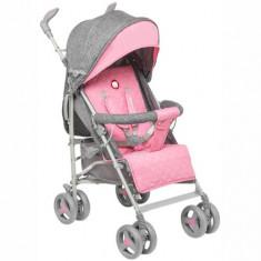 Carucior Sport Irma Grey/Pink