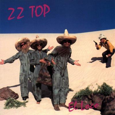 ZZ Top El Loco LP Pink (vinyl) foto