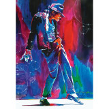 Puzzle 500 piese - Michael Jackson-Yeah Hey!-David Lloyd Glover