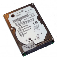 Hard disk Laptop 160GB Seagate ST9160823AS, SATA II, 7200 rpm, Buffer 8MB