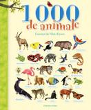 Carticica cu 1000 de animale, Nikky Dyson - Editura Litera
