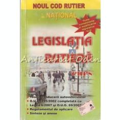 Legislatia Rutiera - Curs. Noul Cod Rutier. Teoria Conducerii Autovehiculelor