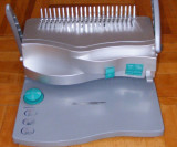 Aparat de spiralat - Masina de indosariat pentru birou + spirale