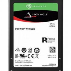 SSD Seagate IronWolf 110, 960GB, SATA-III, 2.5inch