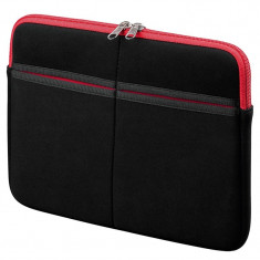 Husa pentru tableta Goobay, maxim 10 inch, rosu/negru