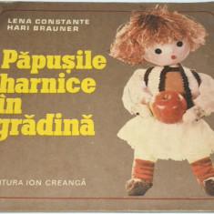Papusile harnice din gradina - Lena Constante Hari Brauner  - cantece copii