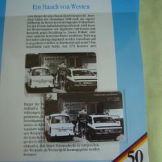 """3 Cartele Telefonice """"50 Jahre Deutschland"""" - Exponate NOI / 22"""